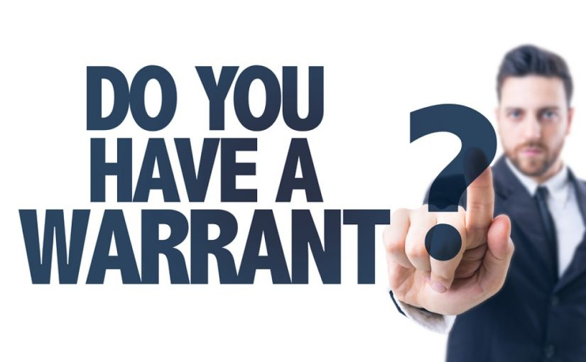Warrant Search